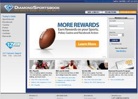 Bet online with Diamond