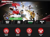 Bet on football with Intertops